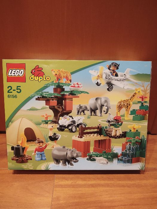 Zestaw Lego Duplo 6156 - Fotosafari Kraków - image 1