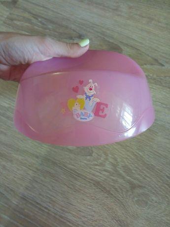 Продам детский горшок для куклы baby born