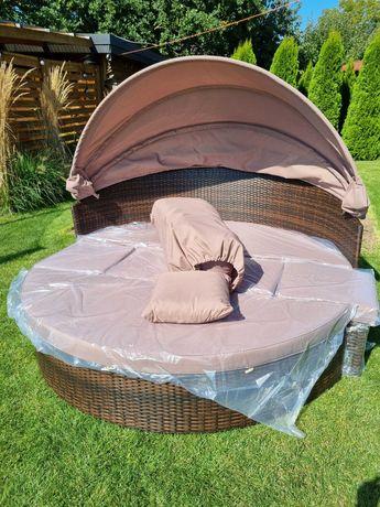 Wypoczynkowy zestaw mebli ogrodowych
