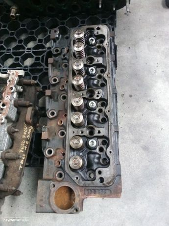 Cabeça motor Ford Transit motor 4HB