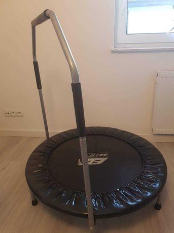 Trampolina fitness z uchwytem firmy EB FIT
