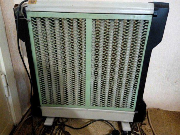 Электрический обогреватель масляный