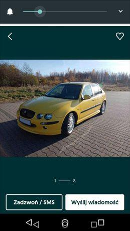 Sprzedam Mg Zr 1.8 160 auto do KJS