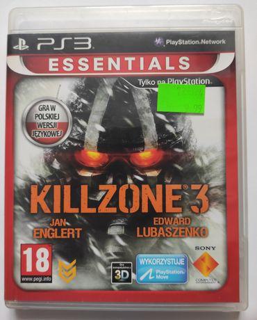 Killzone 3 gra PS3 po polsku