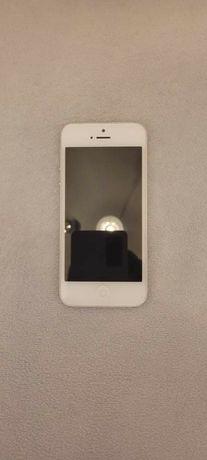 Iphone 5 16gb Srebrny