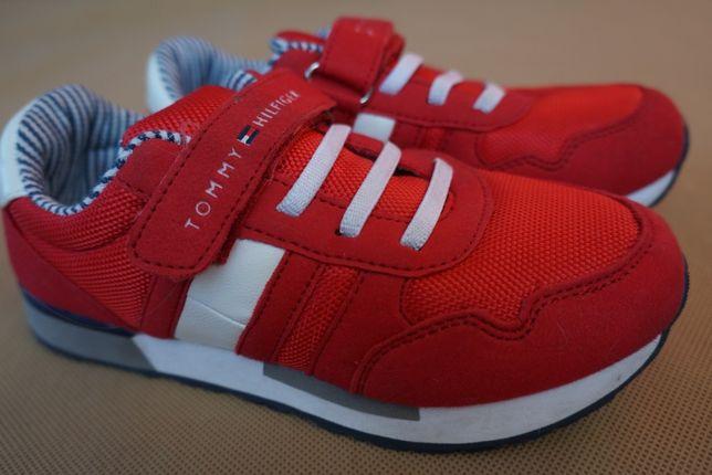 Nowe buty sportowe TOMMY HILFIGER rzepy -32