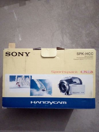 Sony handycam sports pack