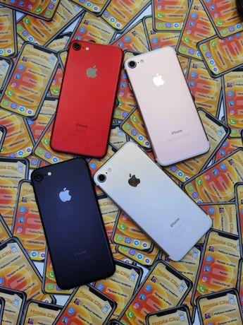 Apple iPhone 7  32/128/256gb Neverlock (обмін, кредит)