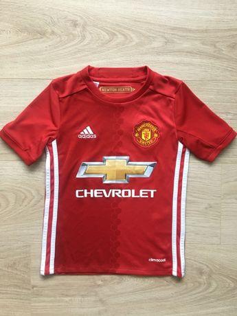 футболка adidas Kids Manchester United Home Jersey