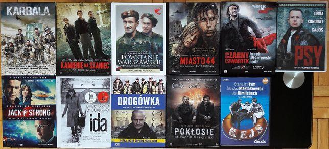 DVD: Miasto 44, Psy, Karbala, Ida, Powstanie Warszawskie, Rejs