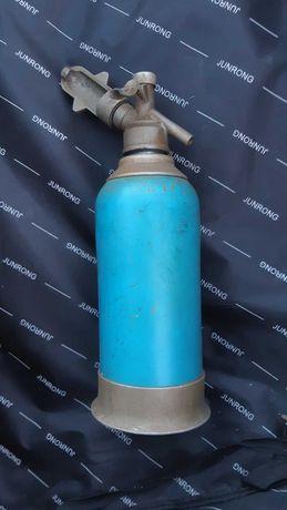 Сифон для газировки СССР в рабочем состоянии.
