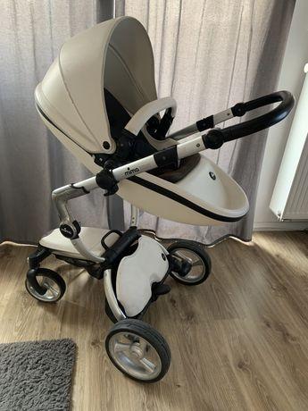 Wózek Mima Xari 2w1 gondola spacerówka adaptery maxi cosi