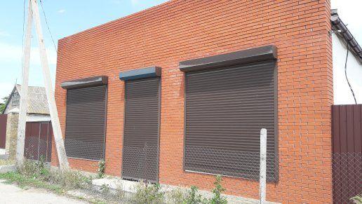Продам новый магазин площадью 90м2 со складским помещением 48м2