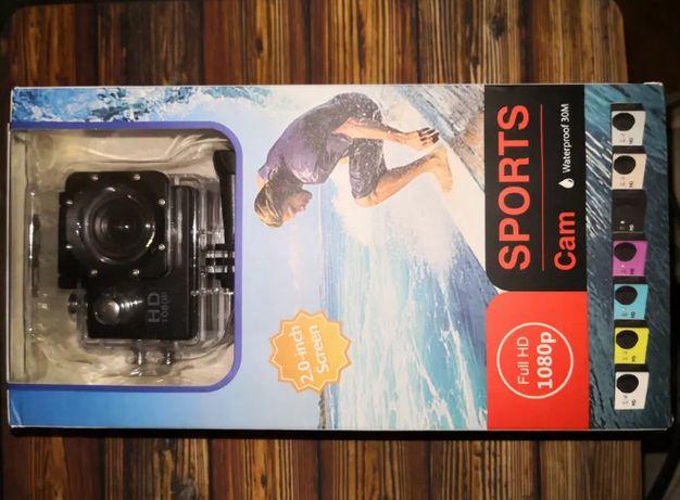 Экшн Камера A7 Sports Cam HD 1080p, спортивная видеокамера
