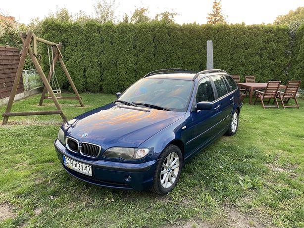 BMW E46 2.0d 150km 2003