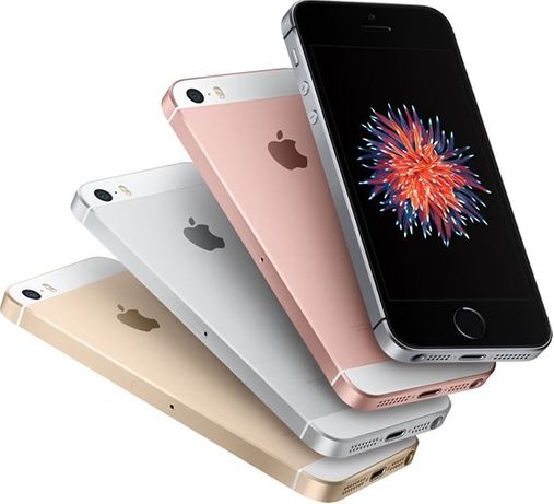 New! Акция ! Новые iphone se 16/32/64 space gray / gold ! (7/5s)