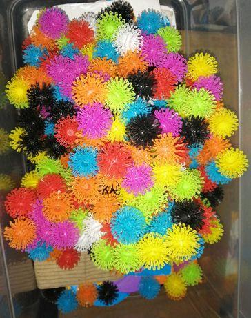 Bunchems, kolorowe rzepy