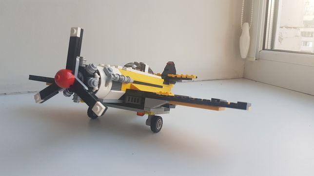 Lego 6745 creator(лего, самолёт, 3 в 1)