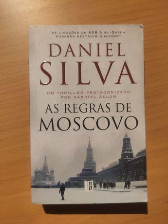 Daniel Silva - As Regras de Moscovo
