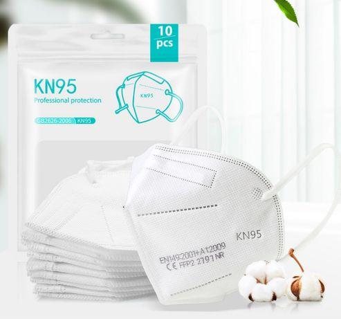 Респиратор стандарта KN95 (FFP2) Цена за 1 Шт.