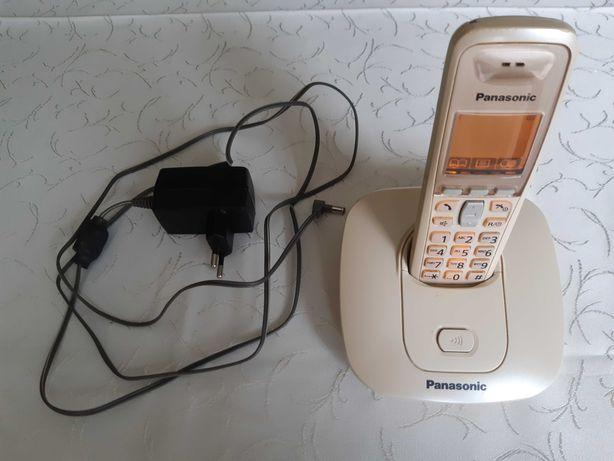 Panasonic kx-tg6411pd telefon stacjonarny bezprzewodowy stan bdb