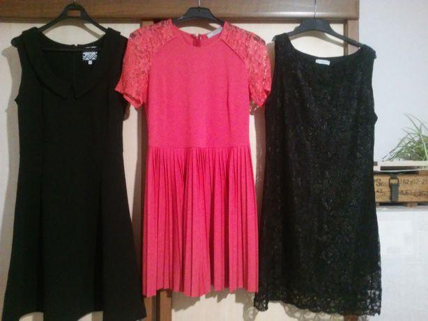suknia, sukienka roz.36/38/40 od 30 zł, Next, Asos, Unisono 158-164cm