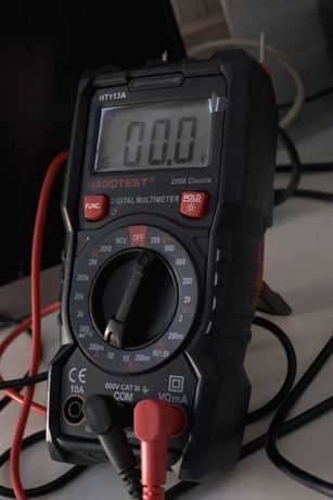 Цифровой мультиметр Habotest HT113A
