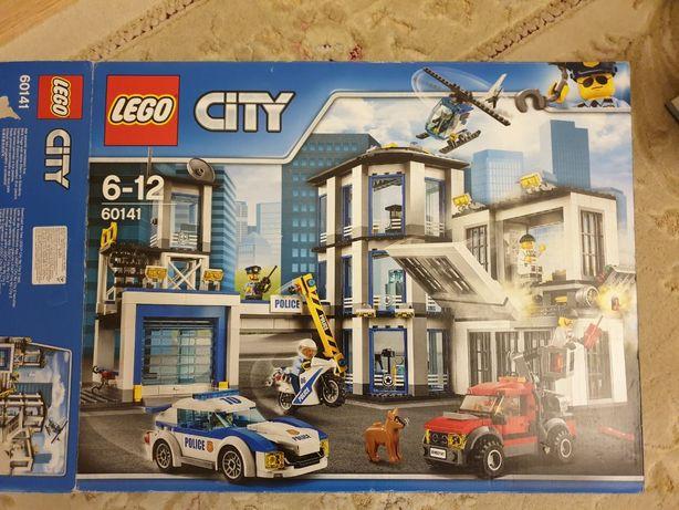 Конструктор Lego City 60141