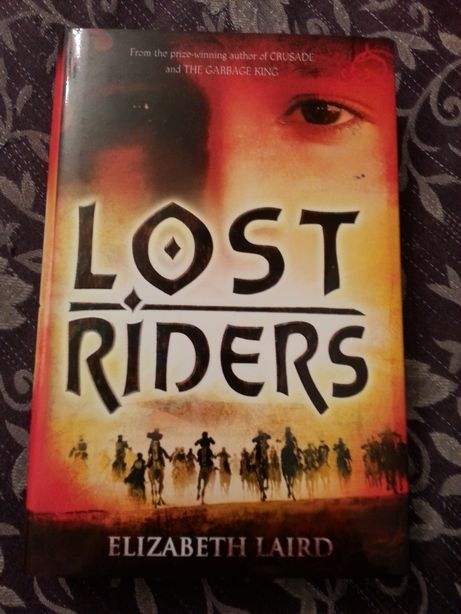 Lost Rider, E. Laird, po angielsku