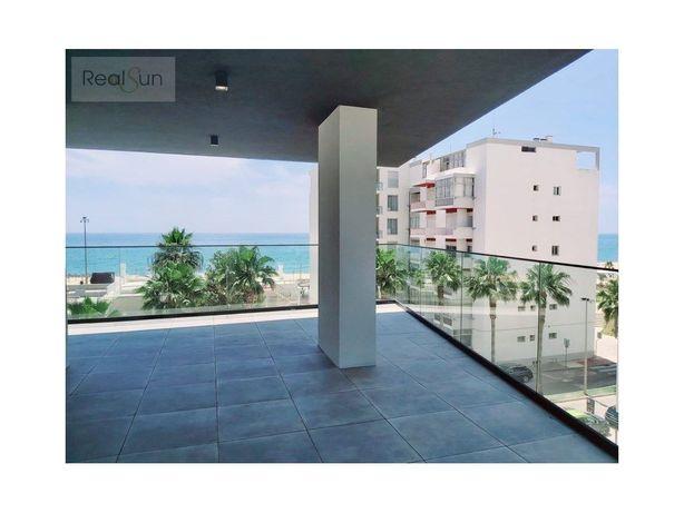Apartamentos em Quarteira com Vista de Mar