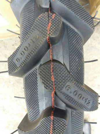 Резина, колёса на мотоблок 10 слойная, Иран, Индонезия, 6-00-12.
