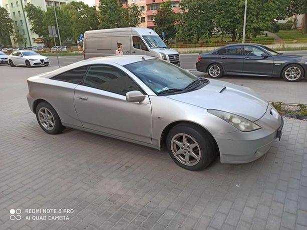 Toyota Celica VII 1.8 143KM