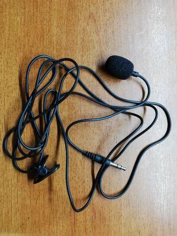 Петличка 2м, микрофон, микрофон-петличка 3,5 мм