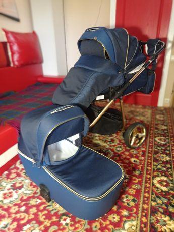 Детская универсальная коляска Adamex Reggio 2 в 1