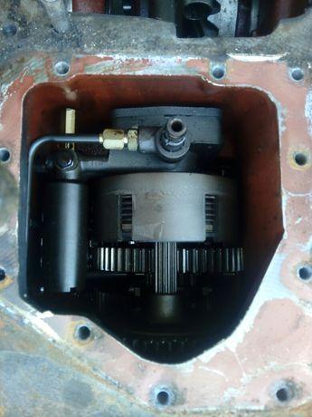 Tryb skrzyni koszyk synchronizator traktor SAME 1995 r części
