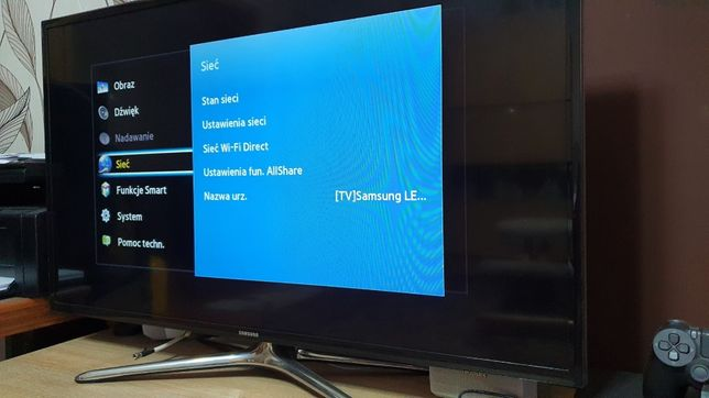 TV LED 3D Samsung UE40F6400