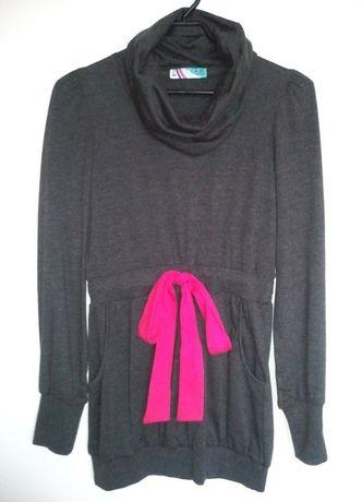 Cropp CHillin bluza sukienka tunika golf M 38