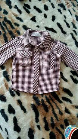 Рубашечка для мальчика