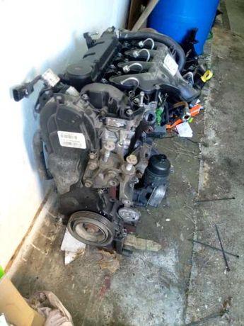 Silnik x2 wtryski 2.0D 136km D4204T Tdci HDI Ford Peugeot