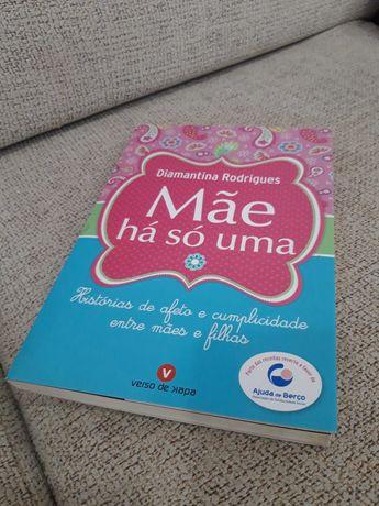 Livro Mãe há só uma