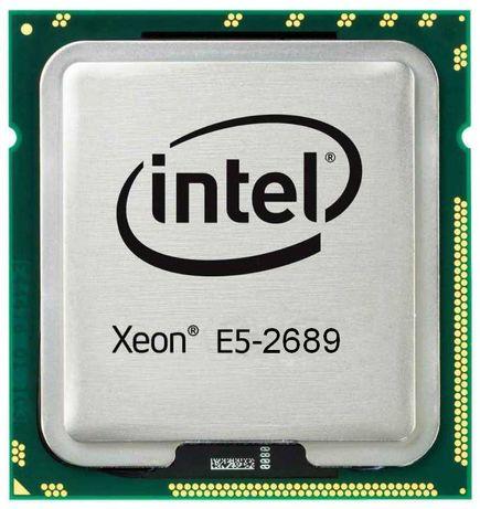Процессор Xeon E5-2689 8 ядер, 16 поток 20Мб кеш LGA2011