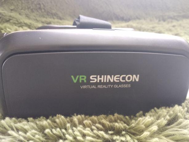3D окуляри віртуальної реальності VR Shinecon з джойстиком управління