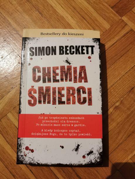 Simon Becket Chemia śmierci