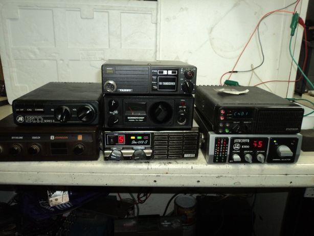 Emissores/Receptores Lote CB, Comerciais
