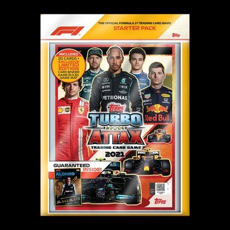 Topps turbo attax F1