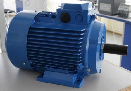 Электродвигатель 0.75квт,1.1,1.5,2.2,3,4,5.5,7.5 3000-1500-1000 об/мин