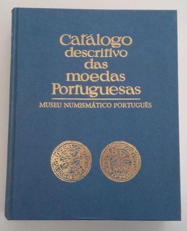 Catálogo descritivo das moedas Portuguesas