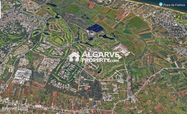 VILAMOURA - Excelente lote para construção de moradia de luxo