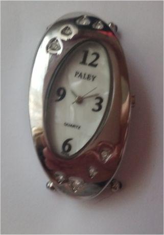 часы PALEY японский механизм украшены стразами