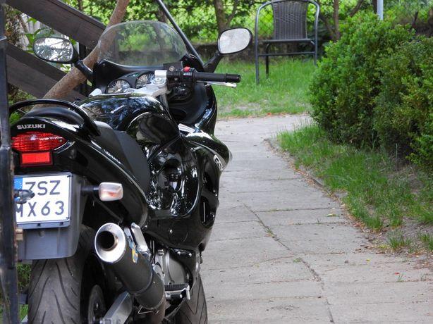 Suzuki gsx f 600 f 2006 rok